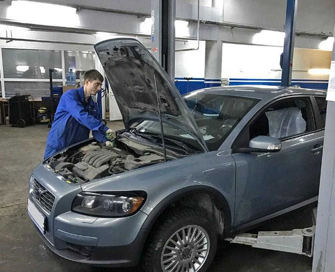 СТО Volvo Киев